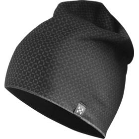 Haglöfs Fanatic Print Accesorios para la cabeza, true black/magnetite